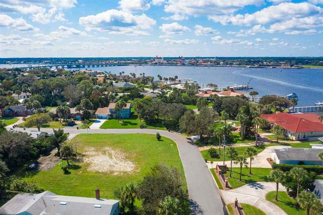 208 Inlet Dr, St Augustine, FL 32080 (MLS #199011) :: 97Park