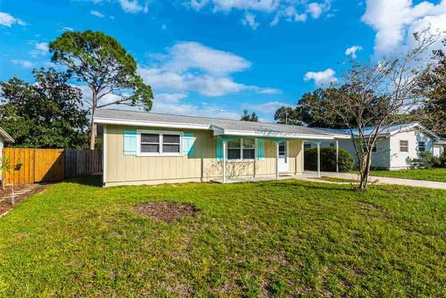 844 Alhambra Ave, St Augustine, FL 32086 (MLS #199014) :: Memory Hopkins Real Estate