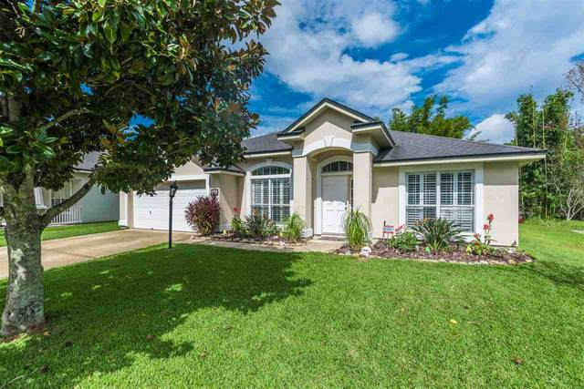 200 N Hidden Tree Dr, St Augustine, FL 32086 (MLS #199017) :: Better Homes & Gardens Real Estate Thomas Group