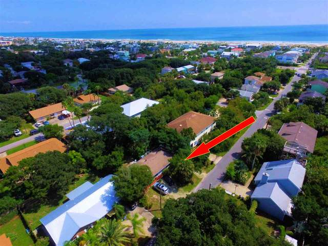 210 F Street, St Augustine Beach, FL 32080 (MLS #199023) :: The Impact Group with Momentum Realty
