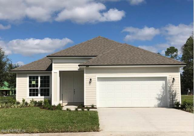 706 Willow Lake Drive, St Augustine, FL 32092 (MLS #199032) :: The Newcomer Group