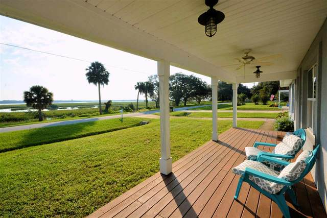 2568 Shore Drive, St Augustine, FL 32086 (MLS #199050) :: The DJ & Lindsey Team