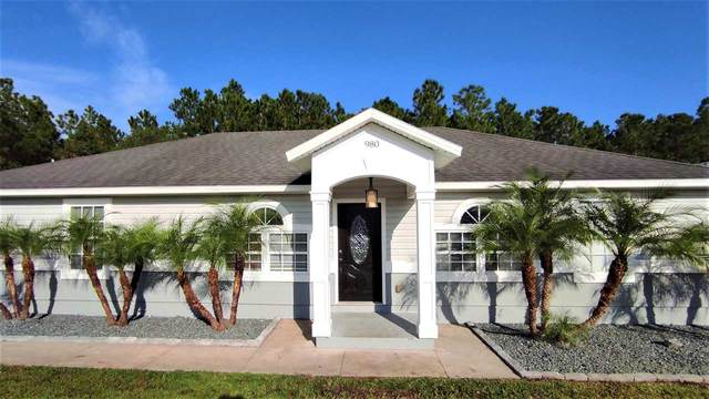 980 N Orange St, St Augustine, FL 32084 (MLS #199060) :: The Impact Group with Momentum Realty