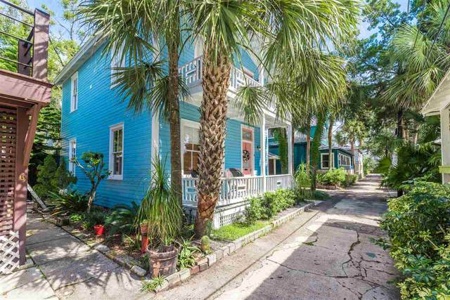 4 St Andrews Court, St Augustine, FL 32084 (MLS #199071) :: The Impact Group with Momentum Realty
