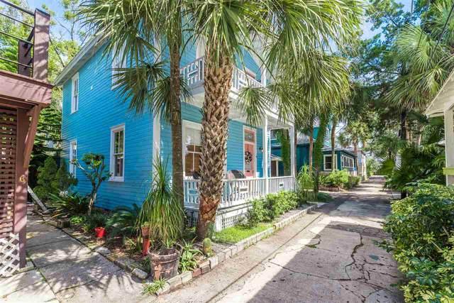 4 St Andrews Court, St Augustine, FL 32084 (MLS #199071) :: Noah Bailey Group