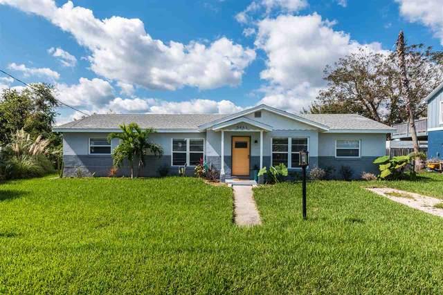 5461 3rd Street, St Augustine, FL 32080 (MLS #199078) :: 97Park