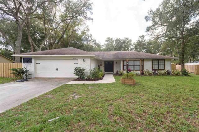 4210 Wicks Lane, St Augustine, FL 32086 (MLS #199090) :: Keller Williams Realty Atlantic Partners St. Augustine