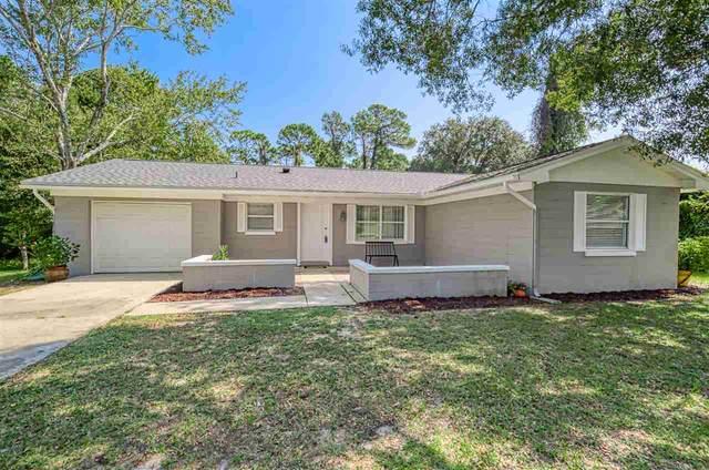 474 Casuarina Cir, St Augustine, FL 32086 (MLS #199091) :: Memory Hopkins Real Estate