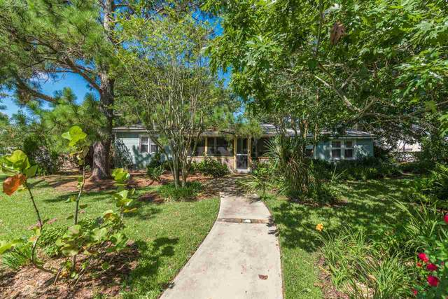 200 Arredondo Ave, St Augustine, FL 32080 (MLS #199095) :: MavRealty