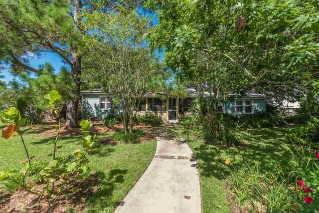 200 Arredondo Ave, St Augustine, FL 32080 (MLS #199095) :: 97Park