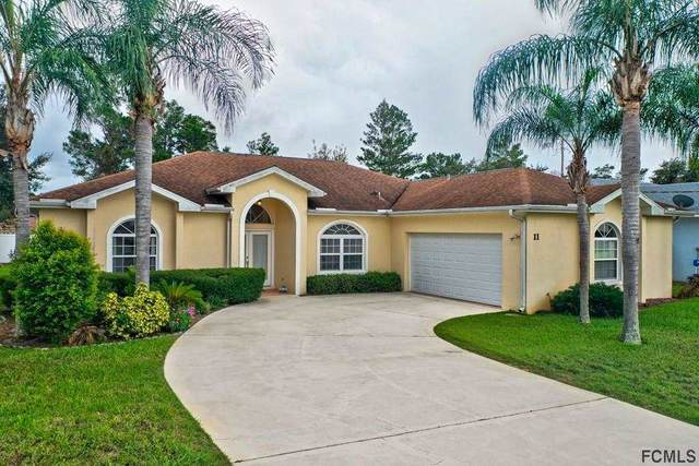 11 Freemont Turn, Palm Coast, FL 32137 (MLS #199096) :: MavRealty