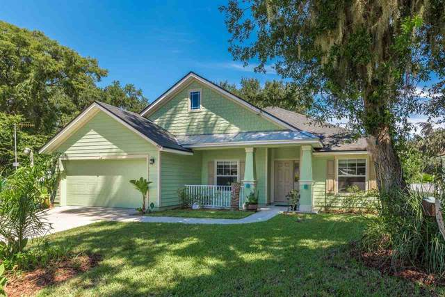 224 Roaring Brook Drive, St Augustine, FL 32084 (MLS #199136) :: The Impact Group with Momentum Realty