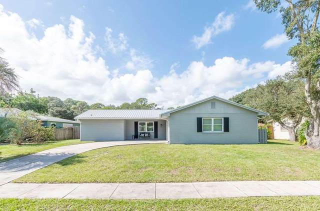 973 Salzedo Avenue, St Augustine, FL 32086 (MLS #199146) :: Memory Hopkins Real Estate
