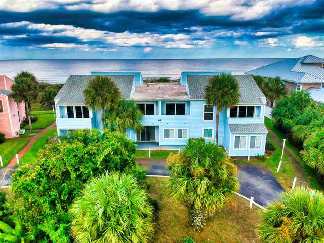 6300 S A1a A1-4U, St Augustine, FL 32080 (MLS #199150) :: MavRealty
