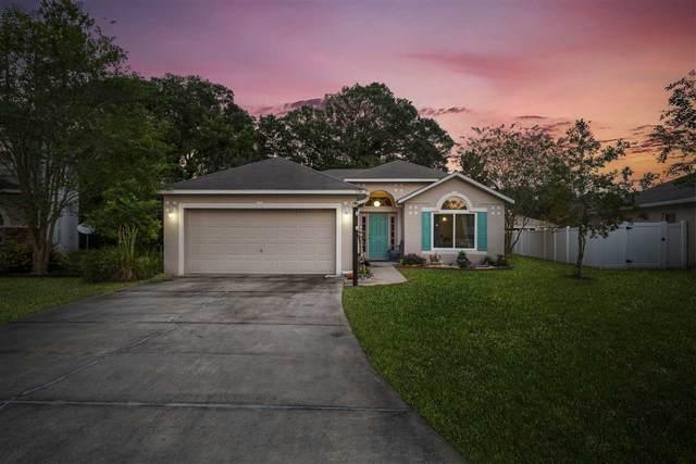 124 River Cove Circle, St Augustine, FL 32086 (MLS #199153) :: The DJ & Lindsey Team