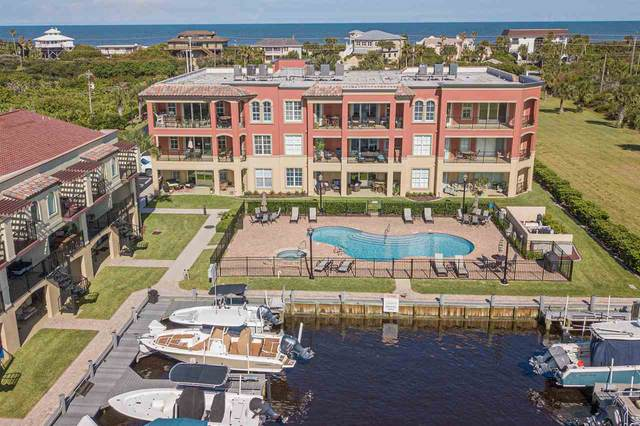 115 Sunset Harbor Way #303, St Augustine, FL 32080 (MLS #199161) :: Memory Hopkins Real Estate
