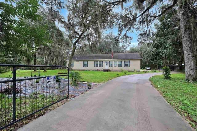 6881 Tammy Ln, St Augustine, FL 32095 (MLS #199185) :: Bridge City Real Estate Co.
