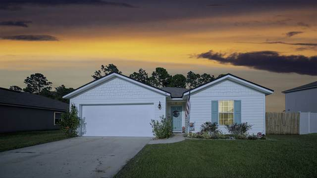 148 Sweet Mango Trail, St Augustine, FL 32086 (MLS #199188) :: The DJ & Lindsey Team