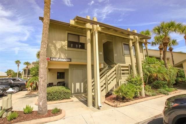 67 Village Las Palmas Cir, St Augustine Beach, FL 32080 (MLS #199202) :: The Impact Group with Momentum Realty