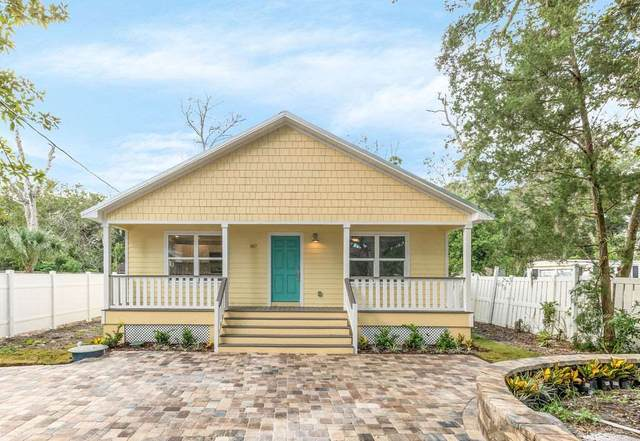 1417 Masters Dr, St Augustine, FL 32084 (MLS #199210) :: Better Homes & Gardens Real Estate Thomas Group