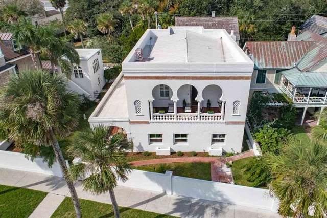 174 Avenida Menendez, St Augustine, FL 32080 (MLS #199218) :: Keller Williams Realty Atlantic Partners St. Augustine