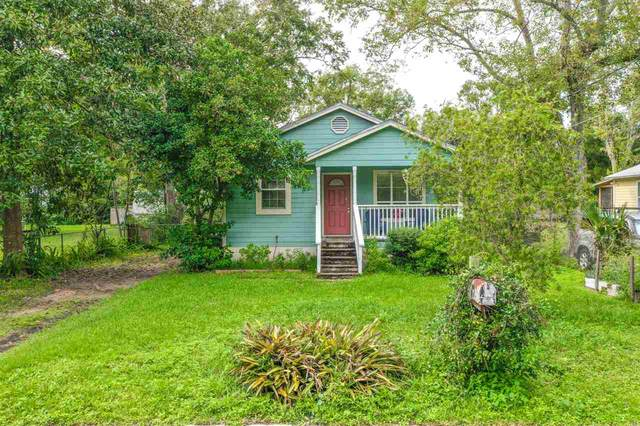 32 Florida Ave, St Augustine, FL 32084 (MLS #199224) :: Better Homes & Gardens Real Estate Thomas Group