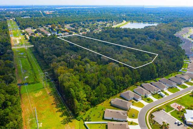 0 Rolling Hills Drive, St Augustine, FL 32086 (MLS #199231) :: Noah Bailey Group