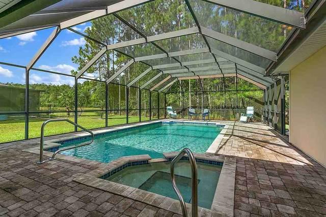 245 Whisper Ridge Dr (Pool), St Augustine, FL 32092 (MLS #199245) :: Noah Bailey Group