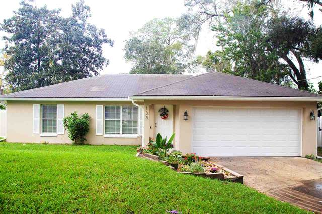 133 Mohegan Rd., St Augustine, FL 32086 (MLS #199248) :: The DJ & Lindsey Team