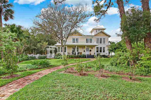 122 Marine St, St Augustine, FL 32084 (MLS #199263) :: Better Homes & Gardens Real Estate Thomas Group