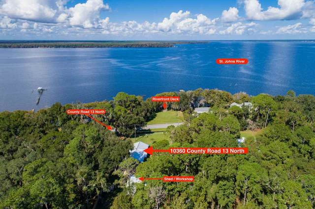 10360 County Road 13, St Augustine, FL 32092 (MLS #199275) :: Better Homes & Gardens Real Estate Thomas Group
