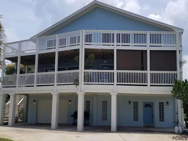 46 Atlantic Drive, Palm Coast, FL 32137 (MLS #199289) :: 97Park