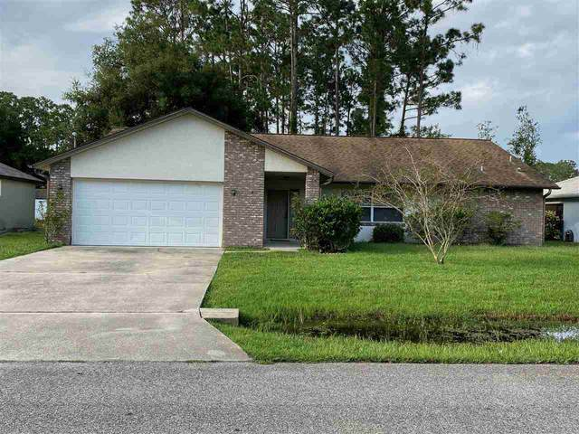 57 Bassett Lane, Palm Coast, FL 32137 (MLS #199294) :: The Impact Group with Momentum Realty