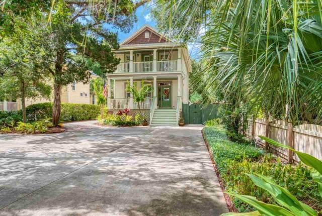 21 E Casanova Road, St Augustine, FL 32080 (MLS #199296) :: Better Homes & Gardens Real Estate Thomas Group
