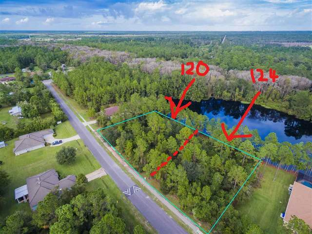 120 N Prairie Lakes Dr, St Augustine, FL 32084 (MLS #199302) :: 97Park