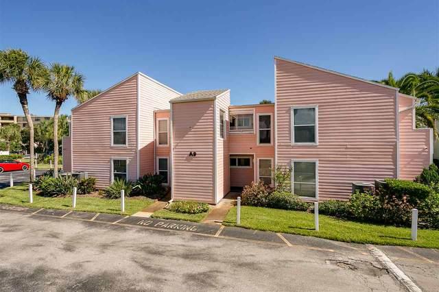 6300 A1a South A9-4D, St Augustine, FL 32080 (MLS #199317) :: 97Park