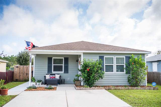 837 Scheidel Way, St Augustine, FL 32084 (MLS #199320) :: The Impact Group with Momentum Realty