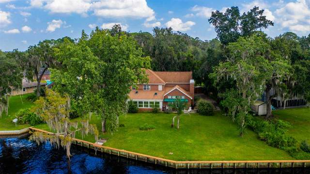 8345 Colee Cove Rd, St Augustine, FL 32092 (MLS #199322) :: 97Park