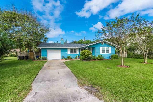 116 13th Street, St Augustine Beach, FL 32080 (MLS #199327) :: The DJ & Lindsey Team