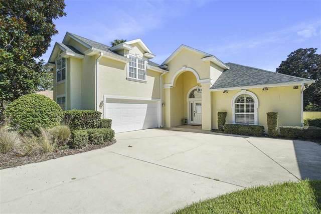 830 Summer Bay Dr, St Augustine, FL 32080 (MLS #199332) :: 97Park