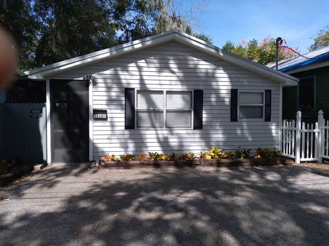 116 Moore St, St Augustine, FL 32084 (MLS #199343) :: The Newcomer Group