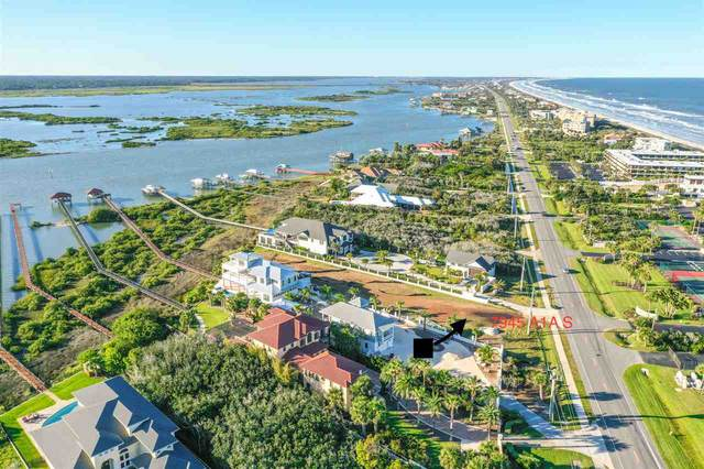 7945 S A1a, St Augustine, FL 32080 (MLS #199362) :: The Newcomer Group