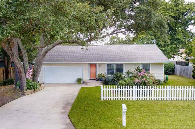 352 Orchis Rd, St Augustine, FL 32086 (MLS #199403) :: Better Homes & Gardens Real Estate Thomas Group