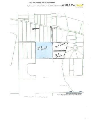 0 Picolata Rd, St Augustine, FL 32092 (MLS #199405) :: Century 21 St Augustine Properties