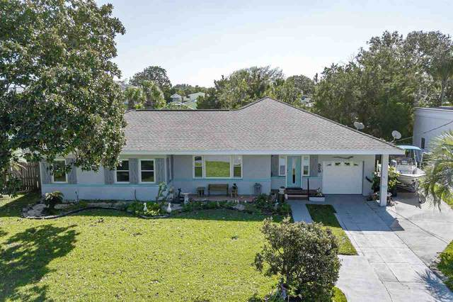 329 Arpieka Ave, St Augustine, FL 32080 (MLS #199438) :: Better Homes & Gardens Real Estate Thomas Group