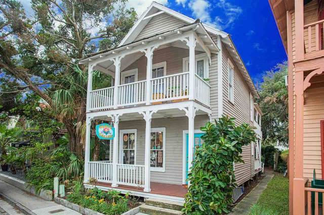 32 Charlotte Street, St Augustine, FL 32084 (MLS #199439) :: The Perfect Place Team