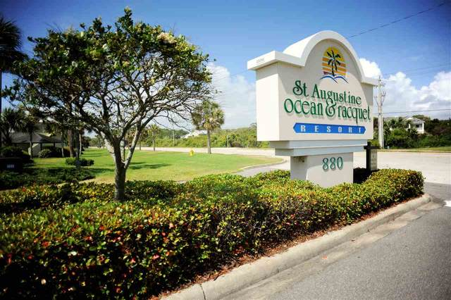 880 A1a Beach Blvd #3204, St Augustine Beach, FL 32080 (MLS #199454) :: The Impact Group with Momentum Realty
