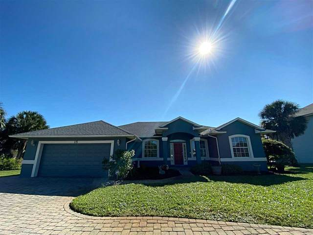 15 Ocean Trace, St Augustine Beach, FL 32080 (MLS #199460) :: Keller Williams Realty Atlantic Partners St. Augustine