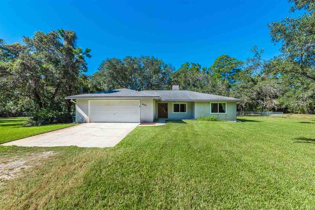 605 Ruba Road, St Augustine, FL 32086 (MLS #199498) :: The Impact Group with Momentum Realty