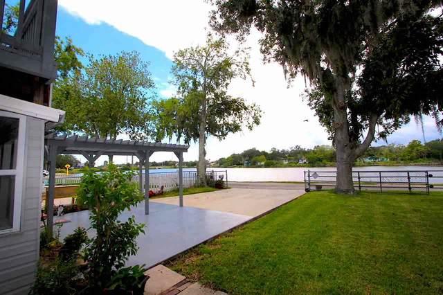 57 Lewis Blvd, St Augustine, FL 32084 (MLS #199530) :: Keller Williams Realty Atlantic Partners St. Augustine
